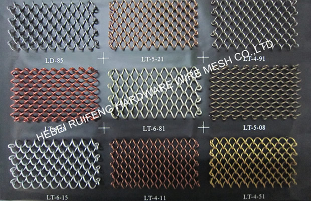 Architectural Mesh Hebei Ruifeng Hardware Wire Mesh Co Ltd